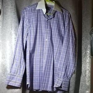 Tom Ford Long Sleeve Dress Shirt size 39
